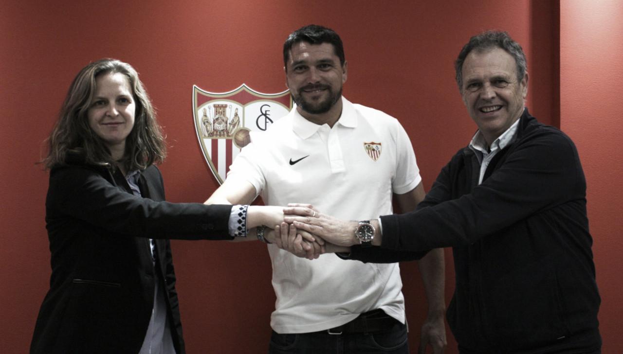 El Sevilla FC firma a Cristian Toro para el equipo femenino