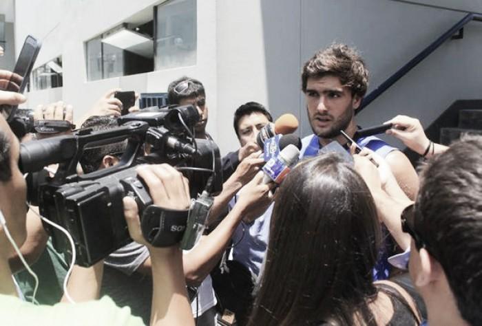 Álvaro Ampuero fue presentado en la Universidad San Martín