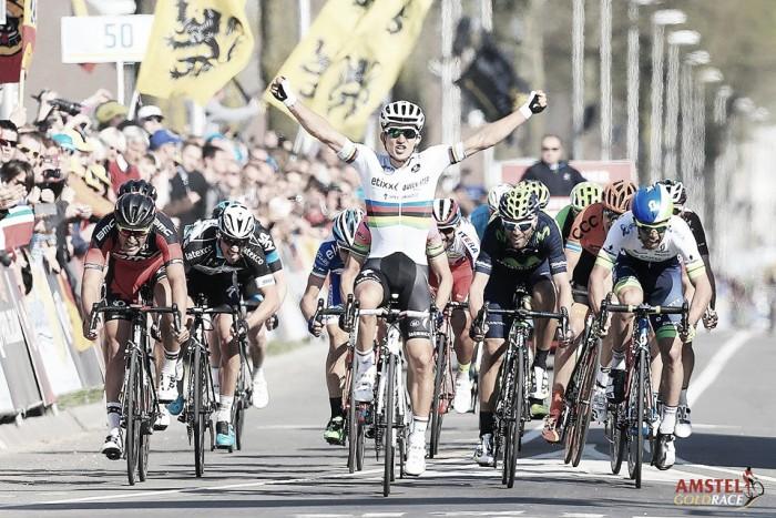 Classiche del Nord, l'Amstel Gold Race inaugura il trittico delle Ardenne