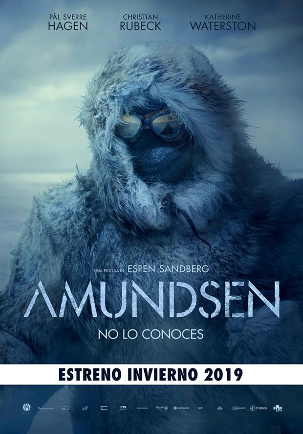 [ESTRENO] 'Amundsen', en busca del Polo Norte y el Polo Sur