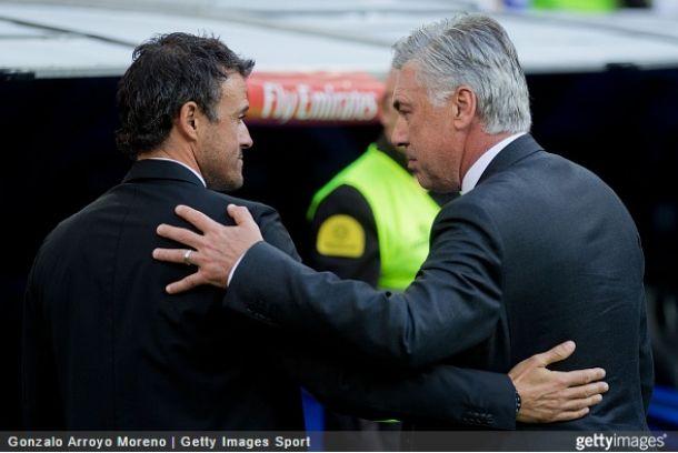 """Ancelotti: """"Tengo un grupo que sabe lo que es jugar en el Madrid y que se sacrifica por ello"""""""