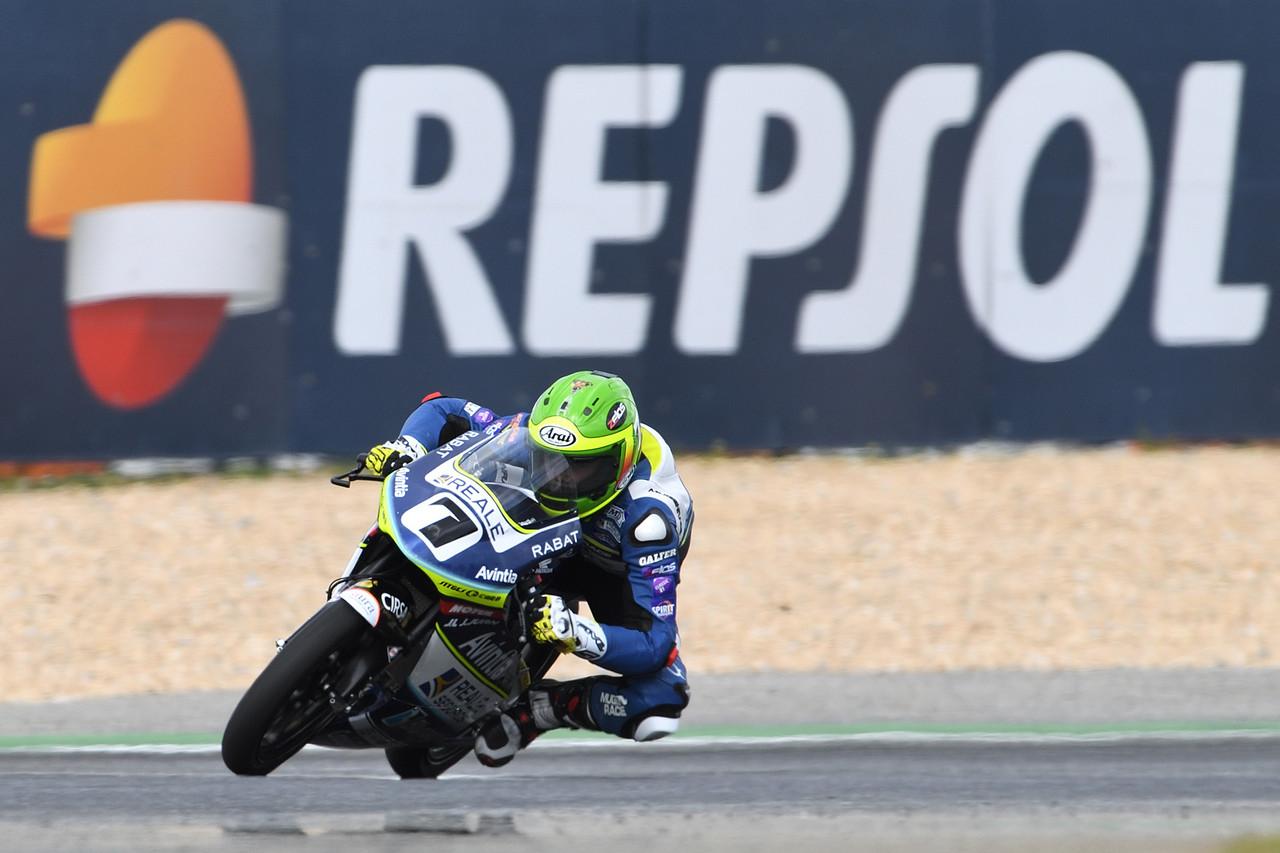 Moto3 Estoril 2019: Barry Baltus se impone en Portugal