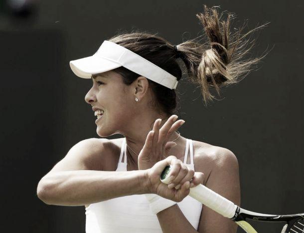 Ivanovic comienza arrasando en Wimbledon