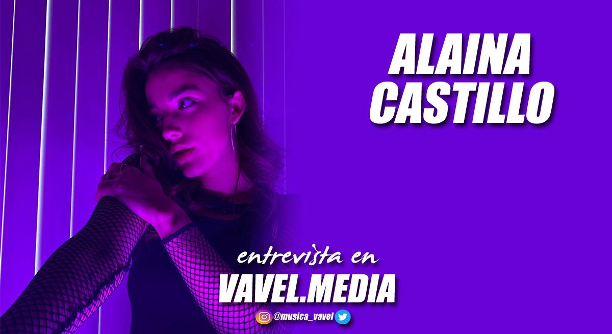 """Entrevista. Alaina Castillo: """"Quiero que con esta canción la gente baile, escape y tenga diversión"""""""