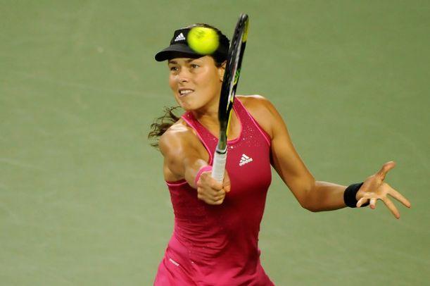 WTA Cincinnati: thriller in rosa, Ivanovic in finale