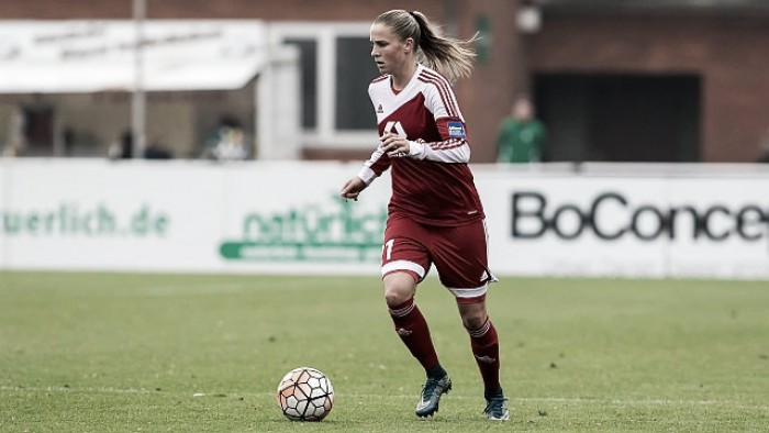 Ana Maria Crnogorčević extends her contract with 1. FFC Frankfurt until 2018