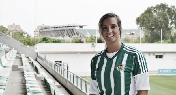 El Real Betis Féminas se hace con los servicios de Ana Angulo