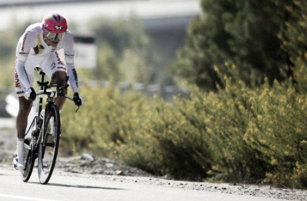 Winner Anacona se suma al Movistar Team
