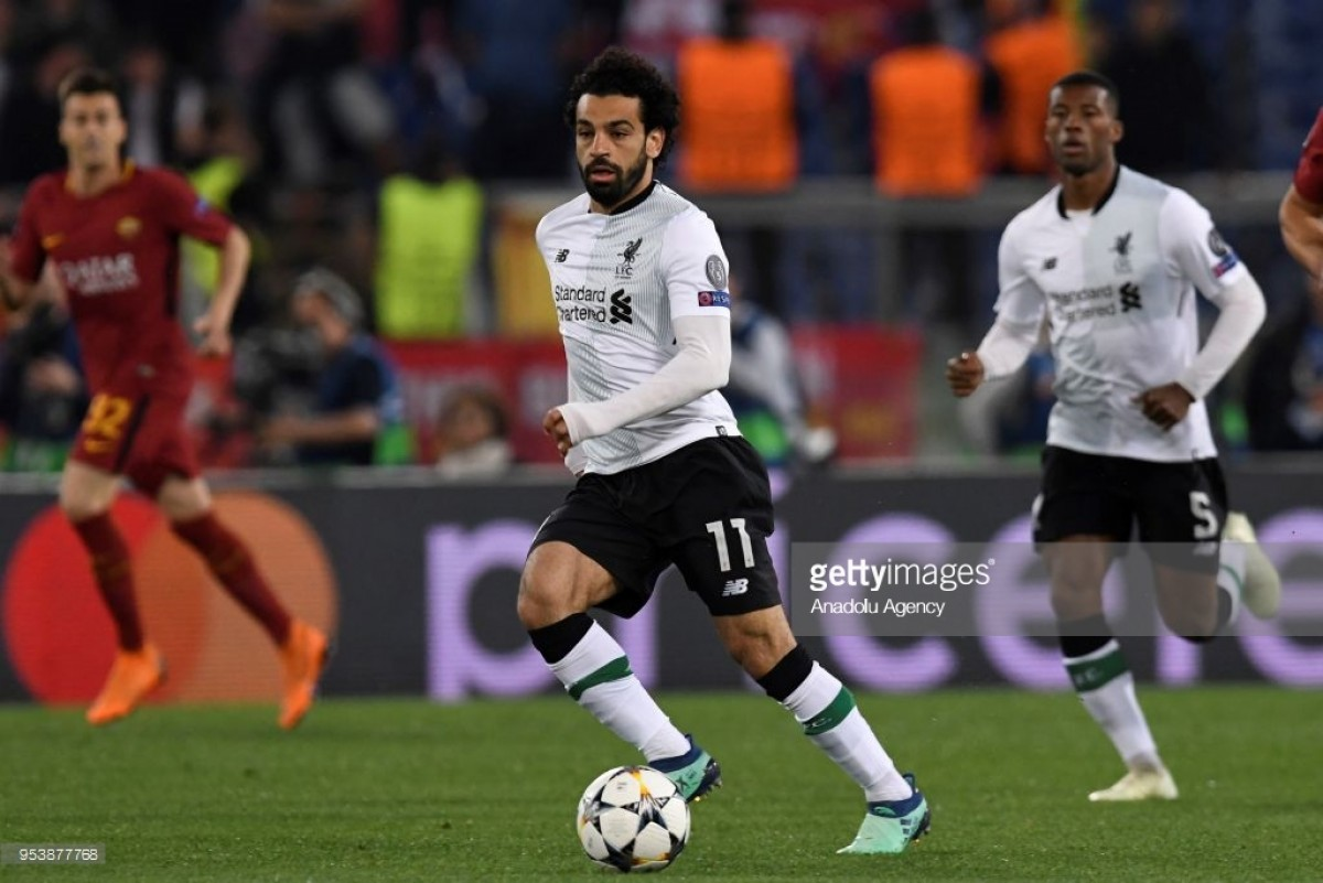 AS Roma (6) 4-2 (7) Liverpool: Reds player ratings as Mané and Wijnaldum send Liverpool to the Champions League final