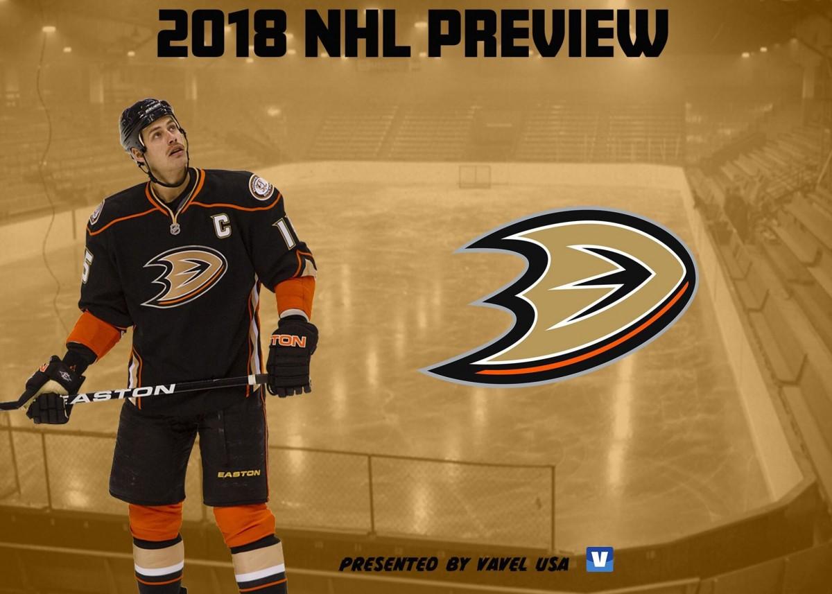 Anaheim Ducks: NHL 2018/19 season preview