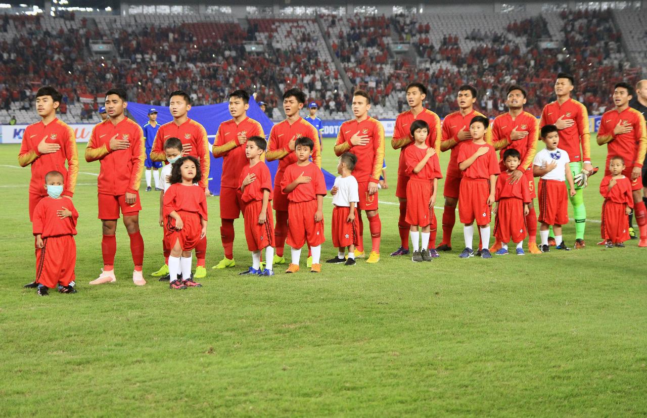 Tiket Indonesia vs Jepang Hanya Dijual Online
