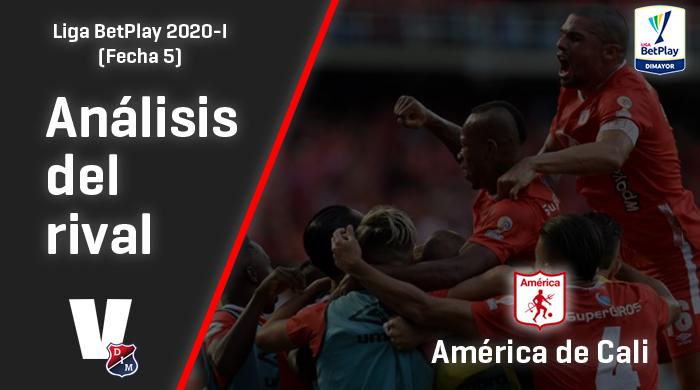 Independiente Medellín, análisis del rival: América de Cali