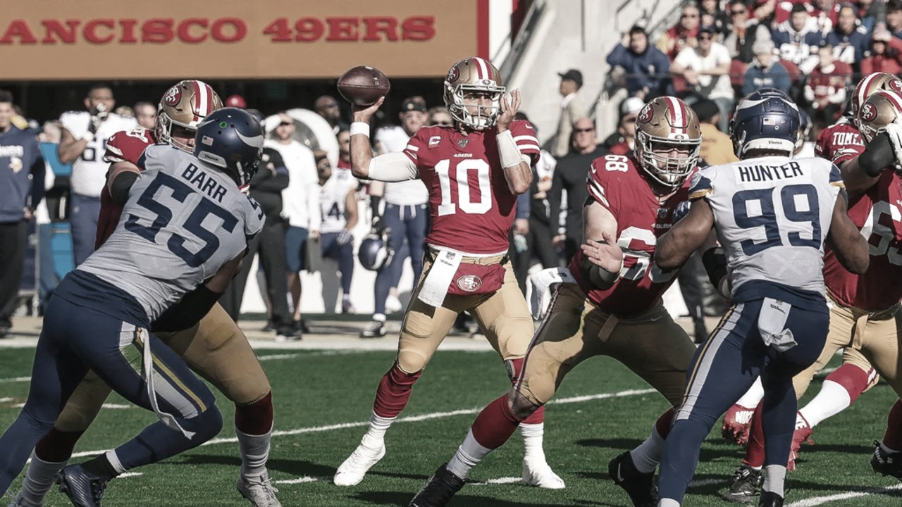 San Francisco 49ers, a un paso de la Superbowl