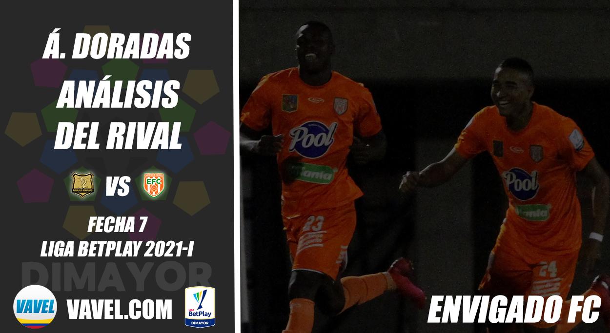 Águilas Doradas, análisis del rival: Envigado FC (Fecha 7, Liga 2021-l)