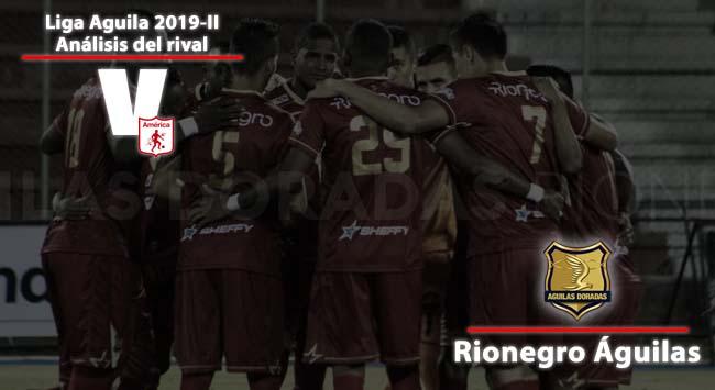 Análisis del rival: Rionegro Águilas y su necesidad de sumar puntos para el descenso