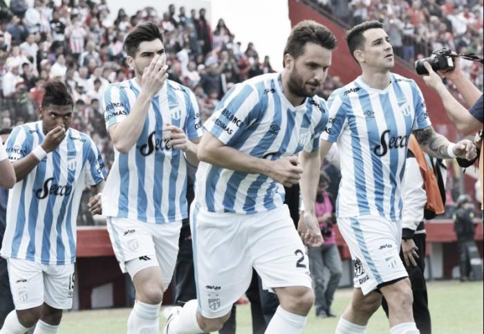 Análisis por Bloque Atlético Tucumán 2016/17