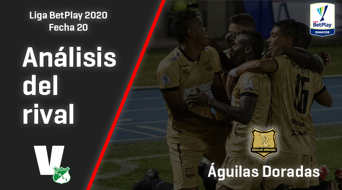 Deportivo Cali, análisis del rival: Águilas Doradas (Fecha 20, Liga 2020)