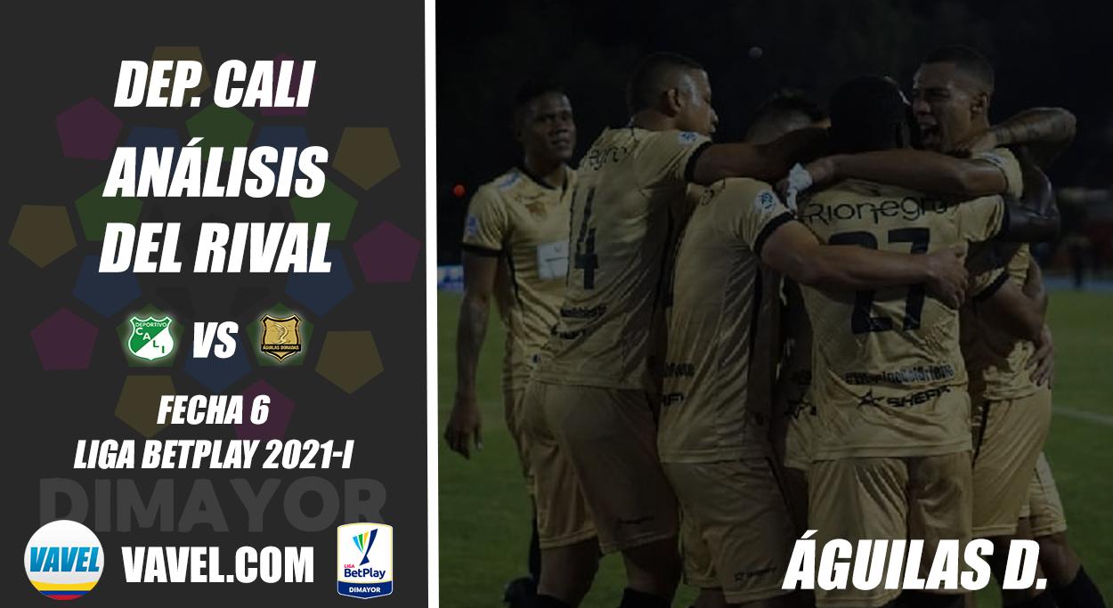 Deportivo Cali, análisis del rival: Águilas Doradas (Fecha 6, Liga 2021-I)