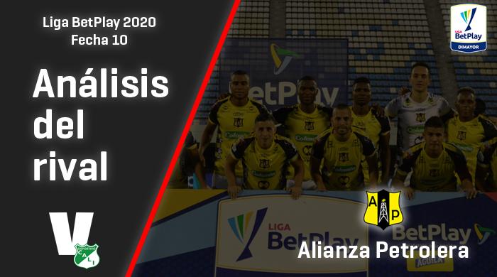 Deportivo Cali, análisis del rival: Alianza Petrolera (Fecha 10, Liga BetPlay)