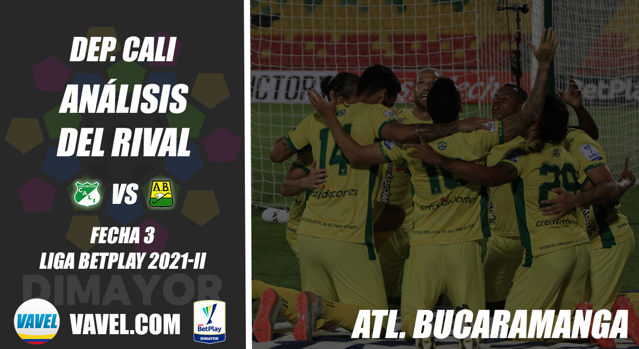 Deportivo Cali, análisis del rival: Atlético Bucaramanga (Fecha 3, Liga 2021-II)