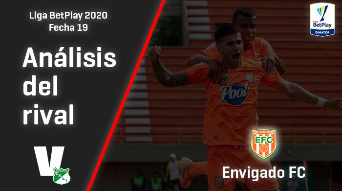 Deportivo Cali, análisis del rival: Envigado FC (Fecha 19, Liga 2020)