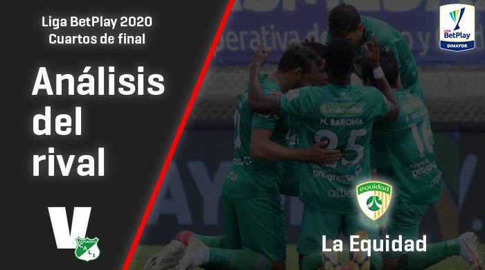 Deportivo Cali, análisis del rival: La Equidad (Cuartos de final, Liga 2020)