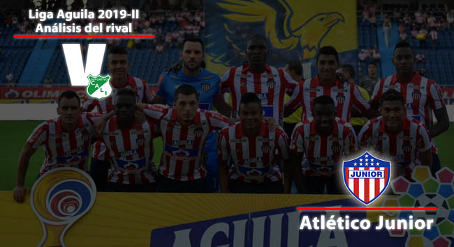 Deportivo Cali, análisis del rival: Junior de Barranquilla