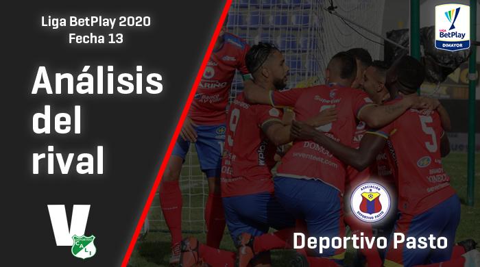 Deportivo Cali, análisis del rival: Deportivo Pasto (Fecha 13, Liga 2020)