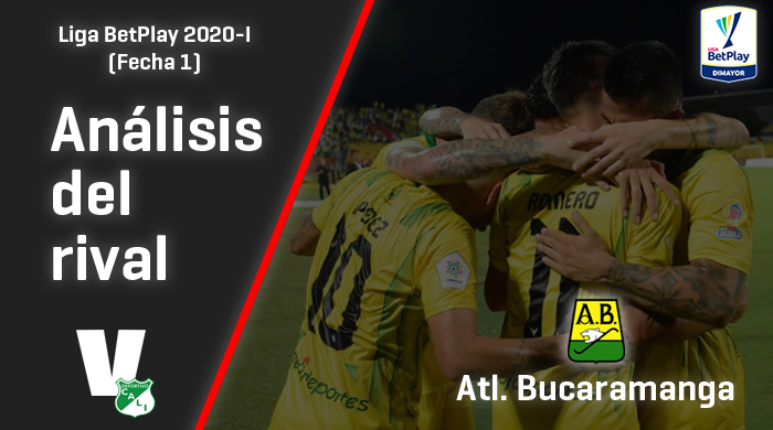 Deportivo Cali, análisis del rival: Atlético Bucaramanga