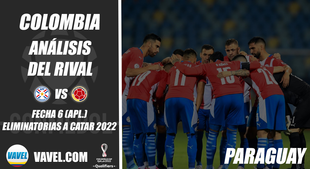 Colombia, análisis del rival: Paraguay (Fecha 6, Eliminatorias 2022)