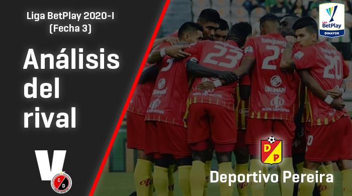 Cúcuta Deportivo, análisis del rival: Deportivo Pereira