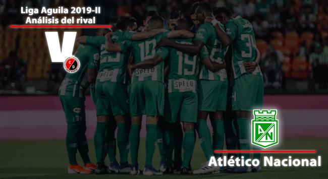 Cúcuta Deportivo, análisis del rival: Atlético Nacional