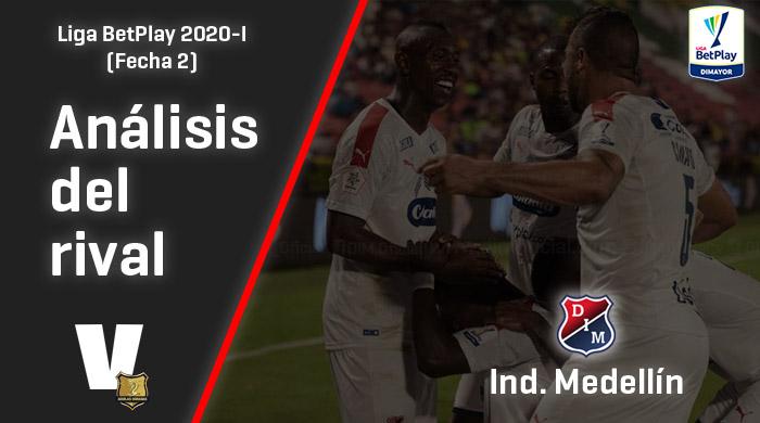 Rionegro Águilas, análisis del rival: Independiente Medellín