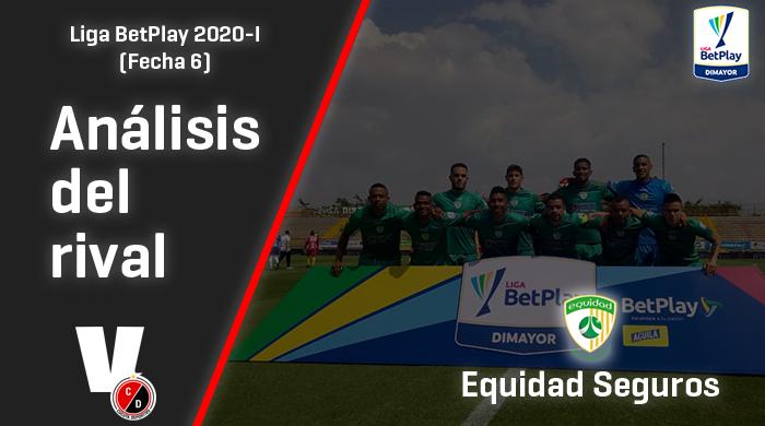 Cúcuta Deportivo, análisis del rival: La Equidad