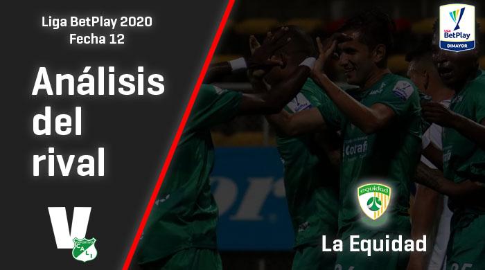 Deportivo Cali, análisis del rival: La Equidad (Fecha 12, Liga 2020)