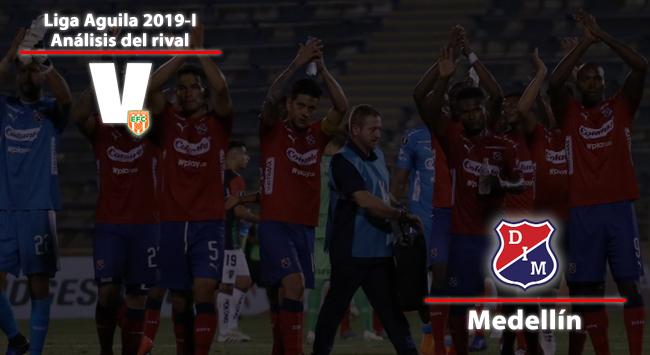 Envigado Fútbol Club, análisis del rival: Deportivo Independiente Medellín