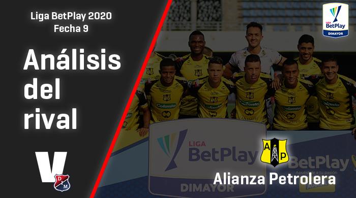 Independiente Medellín, análisis del rival: Alianza Petrolera (Fecha 9, Liga 2020)
