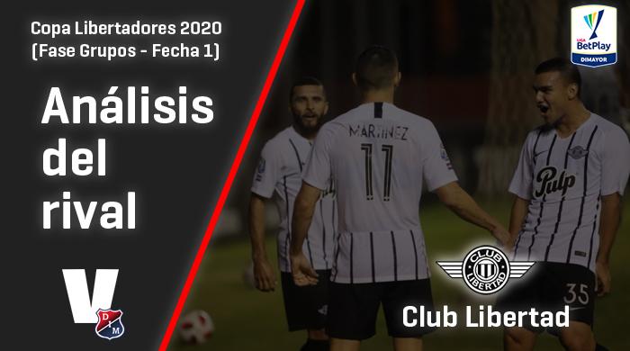 Independiente Medellín, análisis del rival: Club Libertad