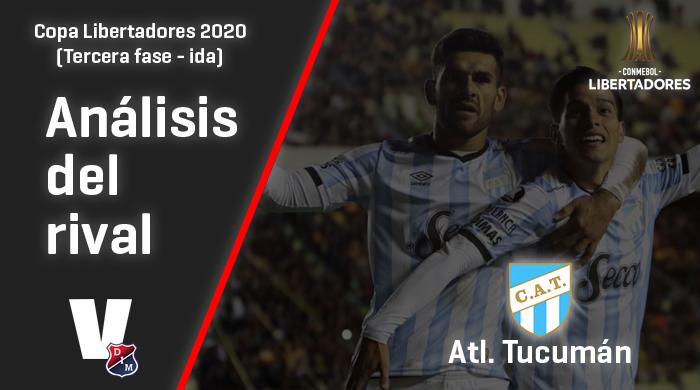 Independiente Medellín, Análisis del rival: Atlético Tucumán