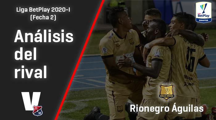 Independiente Medellín, análisis del rival: Rionegro Águilas