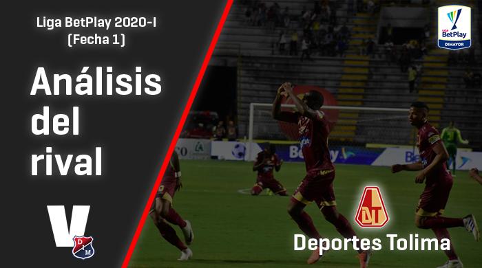 Independiente Medellín, análisis del rival: Deportes Tolima