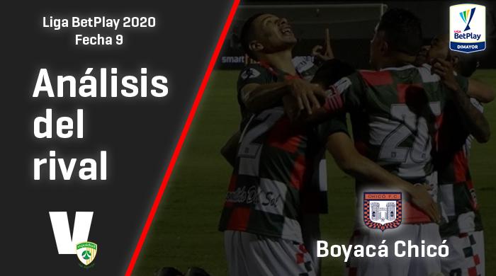 La Equidad, análisis del rival: Boyacá Chicó (Fecha 9, Liga 2020)
