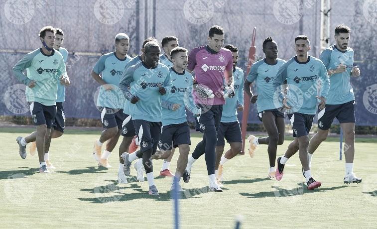 Análisis del Getafe para el partido frente al Real Valladolid