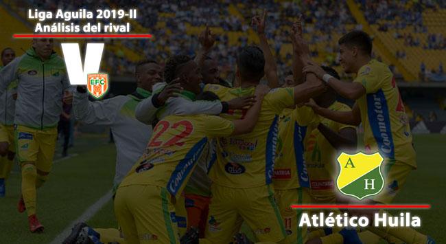 Envigado F. C. , análisis del rival: Atlético Huila