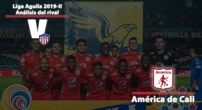 Junior de Barranquilla, análisis del rival: América de Cali