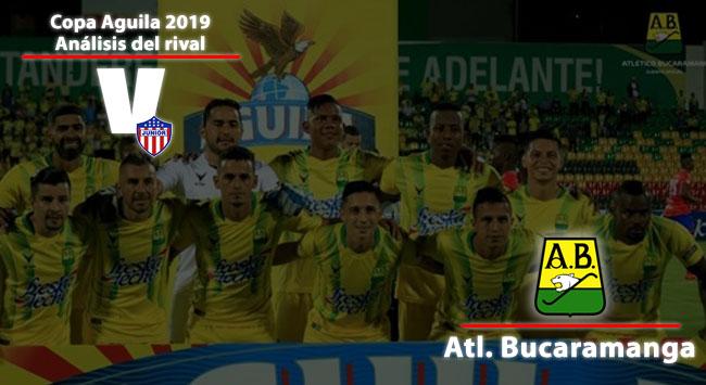 Junior de Barranquilla, análisis del rival: Atlético Bucaramanga