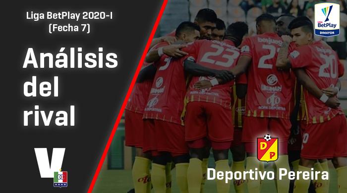 Once Caldas, análisis del rival: Deportivo Pereira