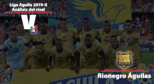Once Caldas, análisis del rival: Rionegro Águilas