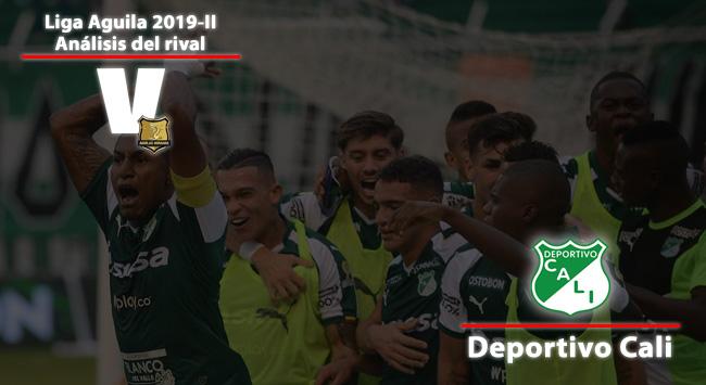 Rionegro Águilas, análisis del rival: Deportivo Cali