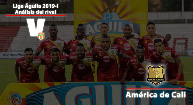 Envigado Fútbol Club, análisis del rival: Rionegro Águilas